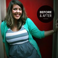 Ashley lost 115 pounds  her tips (and her transformation!) are inspiring. - WOW! Her story is awesome!