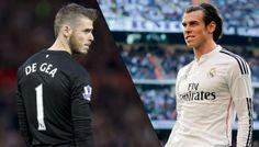 Manchester United oo albaabada u furtay Gareth Bale Iyo De Gea Oo La Fasaxayo