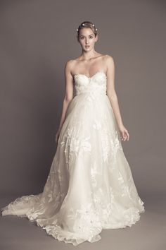 || Francesca Miranda || Emma and Grace Bridal || Denver Colorado Bridal Shop || #francescamiranda #FM #bride emmaandgracebridal.com Blanca