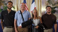 American train attack heroes awarded France's highest honor | Fox News