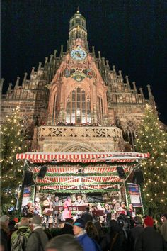 10 Best Christmas Markets in Germany. Nuremberg Christmas Market, Christmas Markets Germany, German Christmas Markets, Christmas Markets Europe, Christmas Destinations, River Cruises In Europe, Cruise Europe, Christmas Scenes, Christmas Time
