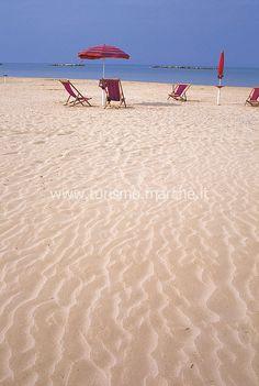 Velvet beach - Marche, Italy