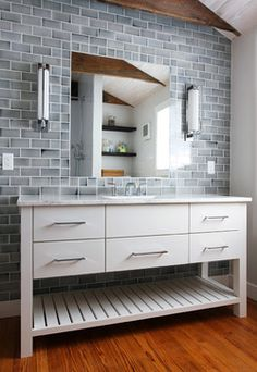 1000 Images About Vanities On Pinterest Bertch Cabinets Line Art And Solid Oak