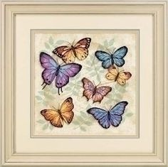 Dimensions Butterfly Profusion vlinders 35145