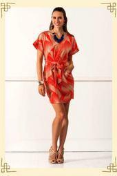 Fan Out Dress - Francesca's Collections