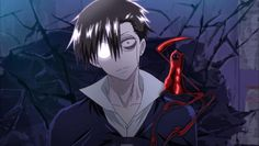 Blood Lad  Vlad & how I love his expression :3 | he is my fav.  Chara.  in this anime/manga thehe : D    ps : He looks good