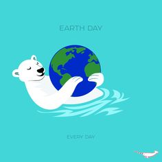 Take It from a Lemur: Celebrate the Planet... or Else - https://magazine.dashburst.com/pic/earth-day-animals-peppermint-narwhal-creative/