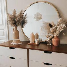 Decor, Candle Alternatives, Neutral Apartment Decor, Room Ideas Bedroom, Vanity Decor, All Modern, Room Inspiration, Small Decor, Vases Decor