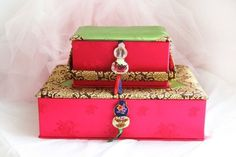 Hanbok Storage & Jewelry Box by Toriee. by gainstory on Etsy, $360.00