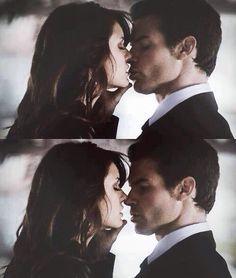 Katherine and Elijah.