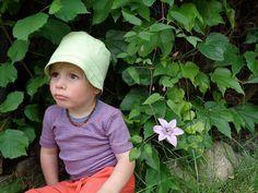 Bio-Babywelt in der Heinrich-Otto-Strasse in Wendlingen:  Die Mütze Luna von PickaPooh