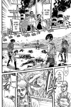 Shingeki No Kyojin Chapter 129 Attack On Titan Season, Minor Character, New Chapter, Death Note, Tokyo Ghoul, Wall Collage, Manga Anime, Naruto, Drawings
