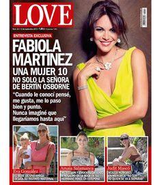 """Revistas del Corazón: Las portadas de la semana - Jueves, 6 de septiembre > """"Love"""""""