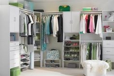 Converting A Bedroom To A Walk in Closet