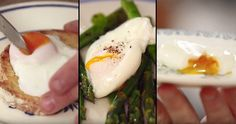 Video: Stratené vajce na 3 spôsoby