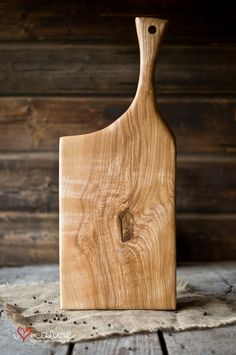 Handcrafted serving and chopping board