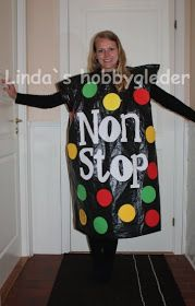 Linda`s hobbygleder: Nonstop-kostyme Linda`s hobbygleder: Nons. - Linda`s hobbygleder: Nonstop-kostyme Linda`s hobbygleder: Nonstop-kostyme - Halloween Costume Contest, Halloween Costumes For Kids, Halloween Crafts, Costume Ideas, Hobbies For Kids, Diy For Kids, Diy And Crafts, Crafts For Kids, Paper Crafts