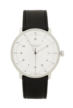 Automatic Watch by Junghans x Max Bill