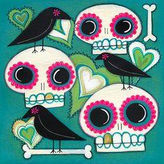 Skulls & Crows