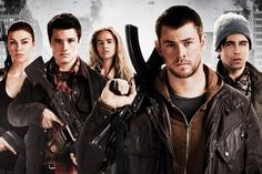 Exclusive RED DAWN Edwin Hodge Interview - Edwin talks about the film, Chris Hemsworth, Aldis Hodge, and so much more. Are you going to see it? Isabel Lucas, Patrick Swayze, Josh Hutcherson, 2012 Movie, Movie Tv, Chris Hemsworth Movies, Dawn Movie, Josh Peck, Hemsworth Brothers