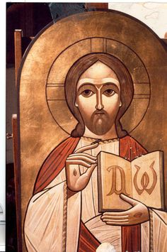 Icon from St Mark's Church, Jersey - Isaac Fanous