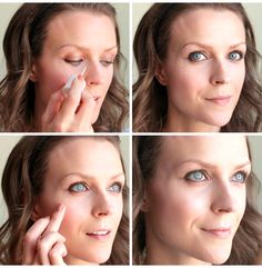 how to apply highlighter and some good product suggestions that won't break the bank