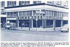Volkswagen, Vw Bus, Auto Dealerships, Split Screen, Car Dealers, Vw Group, Downtown Portland, The Incredibles, Accessories