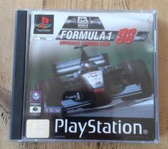 Ps1 #playstation one game #formula 1 f1 98,  View more on the LINK: http://www.zeppy.io/product/gb/2/351544465540/