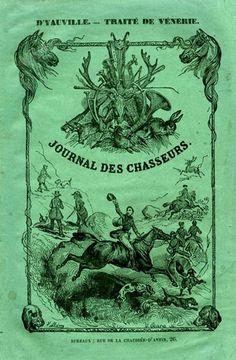 D'Yauville. Traité de vénerie. 1859