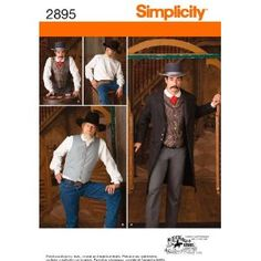 Simplicity Sewing Pattern 2895