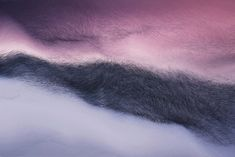Schwarm II, Violett, Andreas Nicolas Fischer, 90 × 60 cm; 2012
