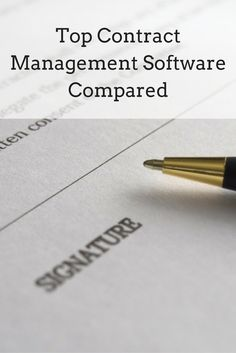 Contract Management Software AinT Free Unless YouRe Working