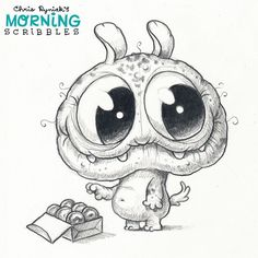 Nobody's looking..  #morningscribbles