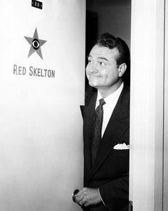 Red Skelton (July 18, 1913 - September 17, 1997).