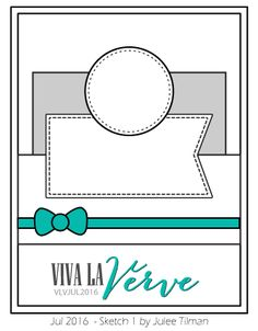 Viva la Verve Sketches: Viva La Verve July Week 1 Recap and Viewfinder