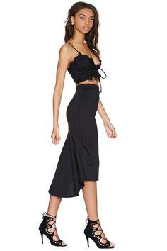 Nasty Gal Jenna Skirt | Shop Skirts at Nasty Gal