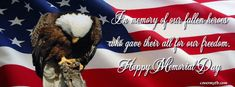 Memorial Day Facebook Covers,