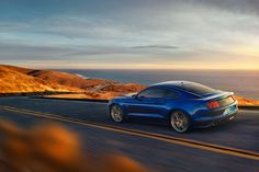 2018 MUSTANG on Behance