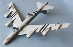 1/144 Revell B-52H by Angus McDonald