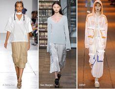 ilkbahar yaz 2017 2018 kadın moda trendleri cepli pantolonlar- KARGO CEPLİ ÜST-ETEK VSS