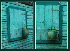 Turquoise, turquoise, turquoise...