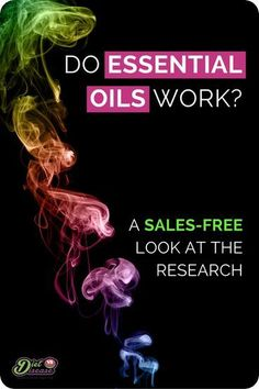 Essential oils are hot right now. From treating infections through to anxiety and poor sleep, they are said to be a natural cure for many health conditions. But just how well do essential oils work? This is a SALES-FREE look at their effectiveness. See it here: http://www.dietvsdisease.org/do-essential-oils-work/