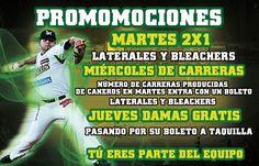 Los Cañeros de Los Mochis! Apoya a tu equipo :) www.verdes.com.mx Somos Cañeros!!!