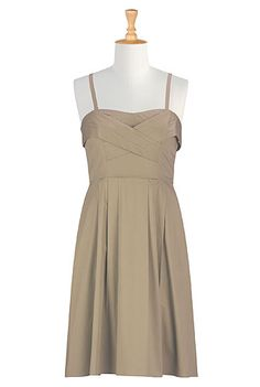 #Bridesmaid, #eShakti Hope #dress