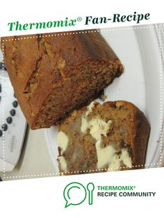 Recipe Banana Bread Cafe Style by learn to make this recipe easily in your kitchen machine and discover other Thermomix recipes in Baking - sweet. Bake Off Recipes, Baking Recipes, Cake Recipes, Dessert Recipes, Thermomix Desserts, Thermomix Bread, Banana Walnut Cake, Bellini Recipe, No Bake Snacks