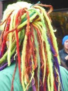 Darkside of Dreadlocks ~ Alternative Dread Fashion | hair ...