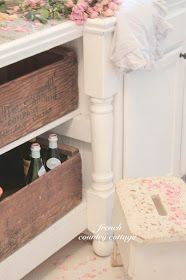 FRENCH COUNTRY COTTAGE: Building a Vintage Inspired Farmhouse Kitchen