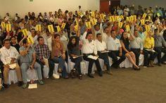Este domingo, el pleno del X Consejo Estatal facultó al Comité Ejecutivo Estatal del sol azteca en Michoacán, para la aplicación de paridad de género en la próxima renovación de ...