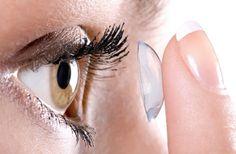 ed8c30561e Lentes De Contacto Blandos, Saludable, Prestamos Dinero, Usando Lentes,  Opticas, Peinados