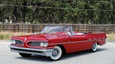 1959 Pontiac Catalina Convertible 389 CI, Automatic presented as lot S157 at Dallas, TX